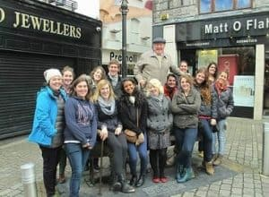Galway City Walking Tour with Liam Silke