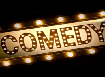 Comedy in Galway